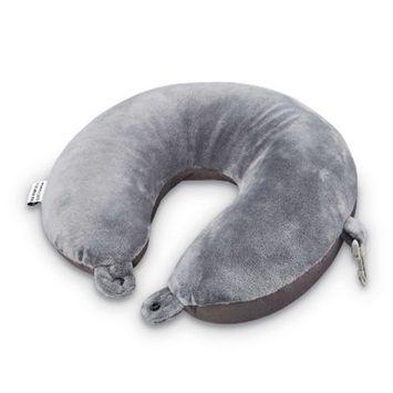 American Tourister Fleece Microbead Pillow