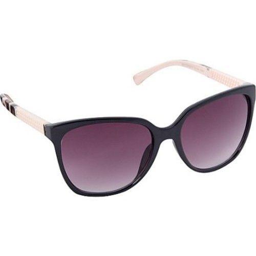 Women's CC109 Sunglasses Black/Pink/Leopard OSFA