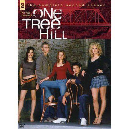 One Tree Hill: Season 2 (DVD)