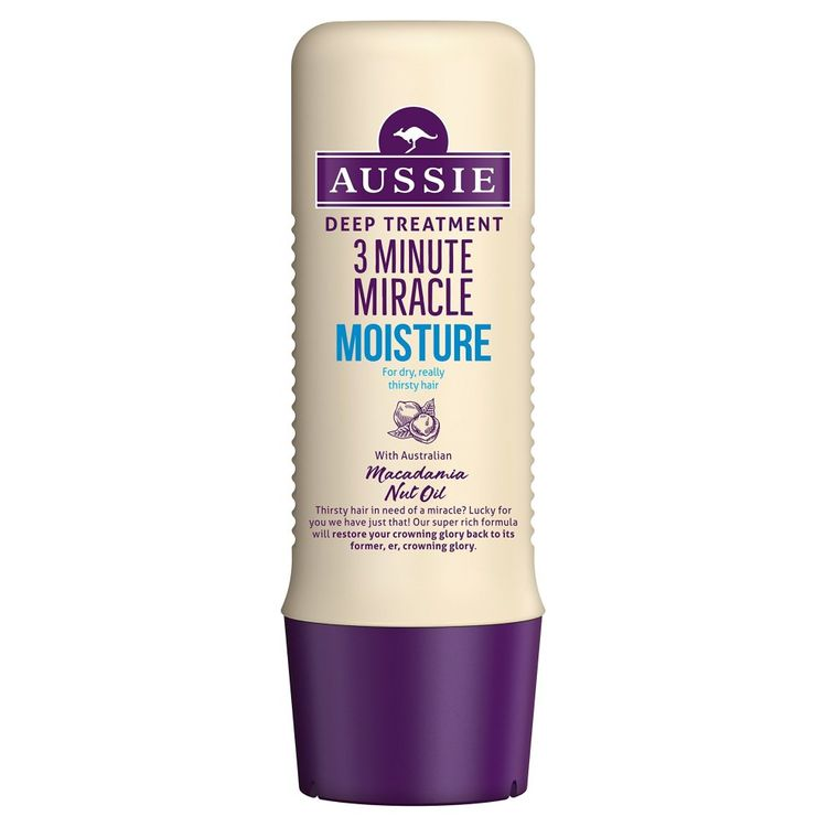 Aussie Miracle Moist Shampoo & Conditioner Gift Set Pack Pr035 017