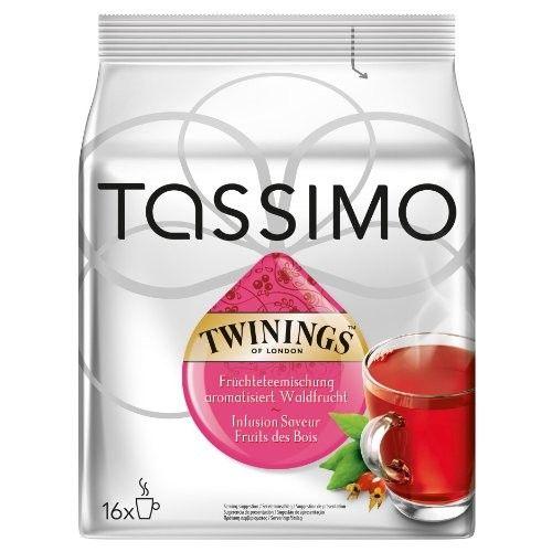 Tassimo Forest Fruit Tea