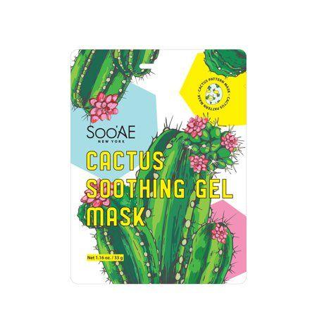 SooAE Cactus Soothing Gel Mask