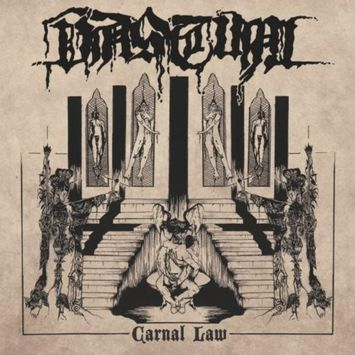 Vastum Carnal Law (colored) (Vinyl) (Limited Edition)