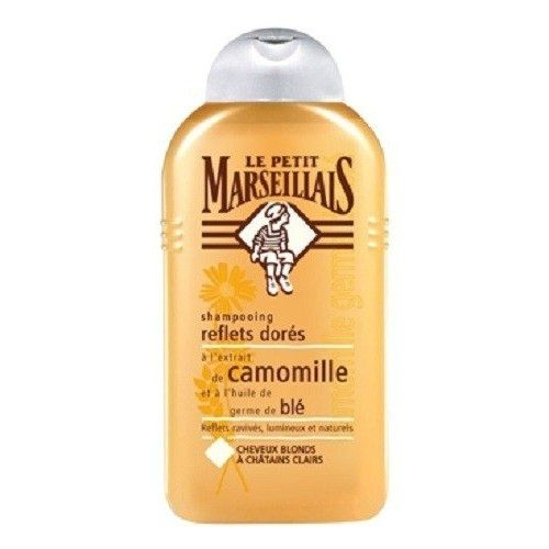 Le Petit Marseillais Chamomile and Wheat Highlighting Shampoo 250 ml