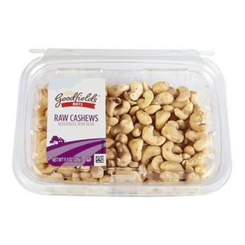 Goodfield's Raw Cashews, (11.5 oz.)(Pack of 2) SA