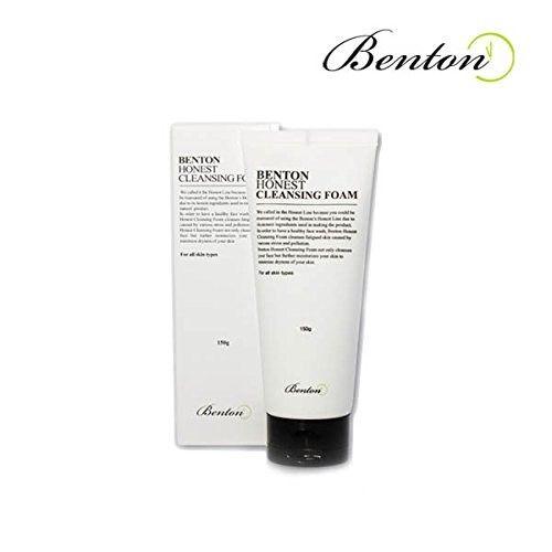 Benton Benton honest cleansing foam, 150 gr, 150 Gram