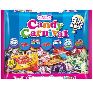 Charms, Candy Carnival Candy, 5.5 Lb
