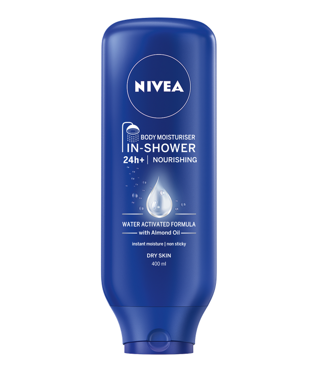 Nivea In-Shower Body Moisturiser Nourishing