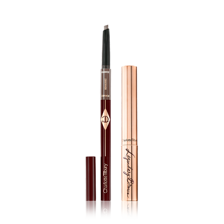 Charlotte Tilbury Flawless, Defined Brows - Fair