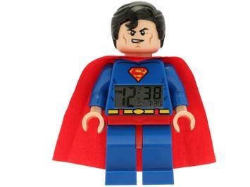 Réveil Figurine Superman™ LEGO® DC Universe Super Heroes