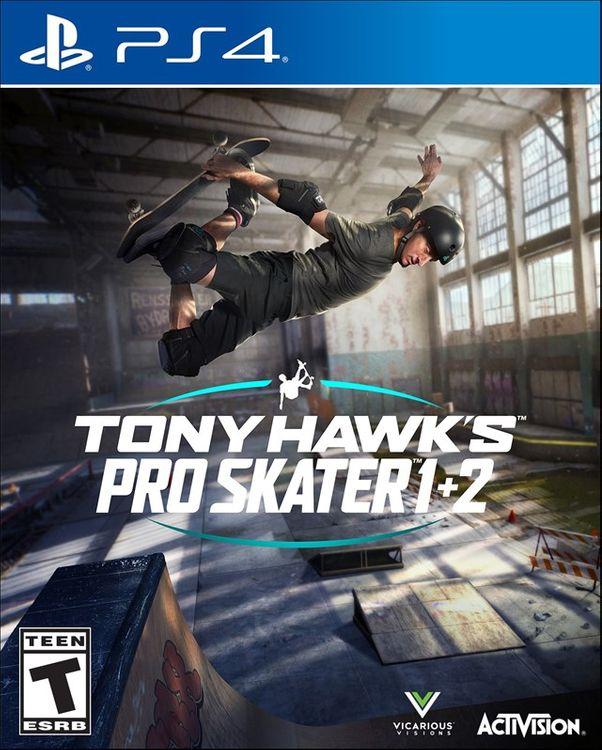Tony Hawk's Pro Skater 1 + 2 Standard Edition - PlayStation 4, PlayStation 5