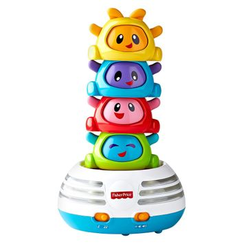 Fisher-Price Bright Beats Build-a-Beat Stacker