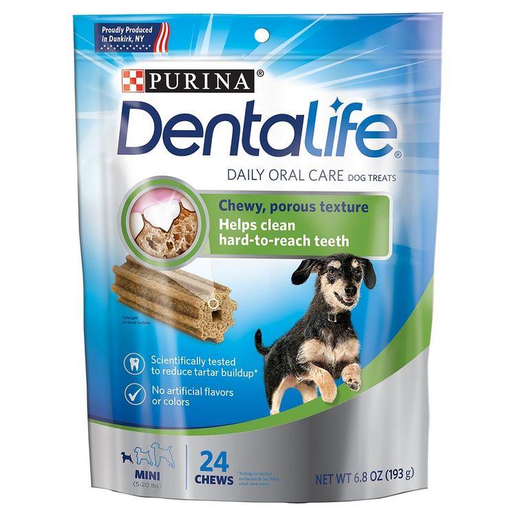 Purina Dentalife Mini Daily Oral Care Treat