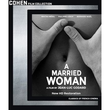 Alliance Entertainment Llc Married Woman (blu-ray Disc)