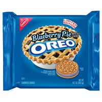 Nabisco Oreo Blueberry Pie Cookie
