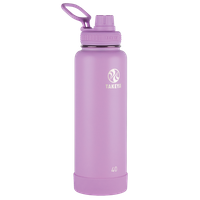 Takeya Actives Insulated Water Bottle With Spout Lid 40oz