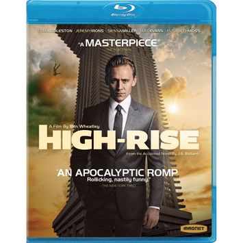 Alliance Entertainment Llc High Rise (blu-ray Disc)