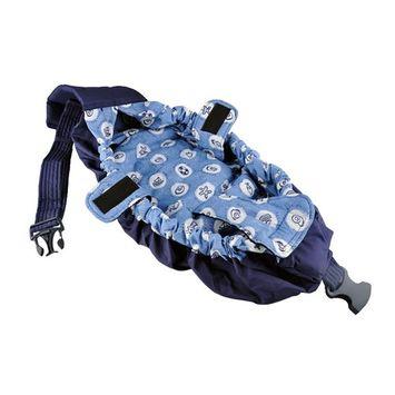 Karma Baby Carrier Shoulder Strap Backpack Sling - Blue Ocean
