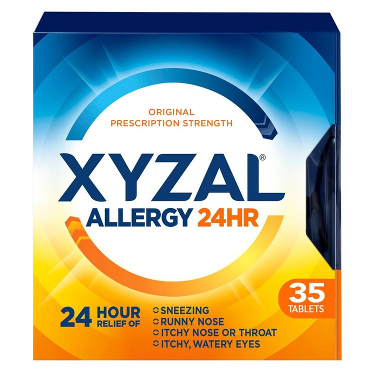 Xyzal Allergy Relief 35 Count