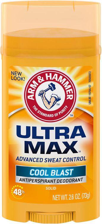 ARM & HAMMER™ ULTRAMAX™ Solid Antiperspirant Deodorant, Cool Blast