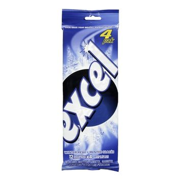 Excel Chewing Gum Winterfresh, 48ct, Imported from Canada)