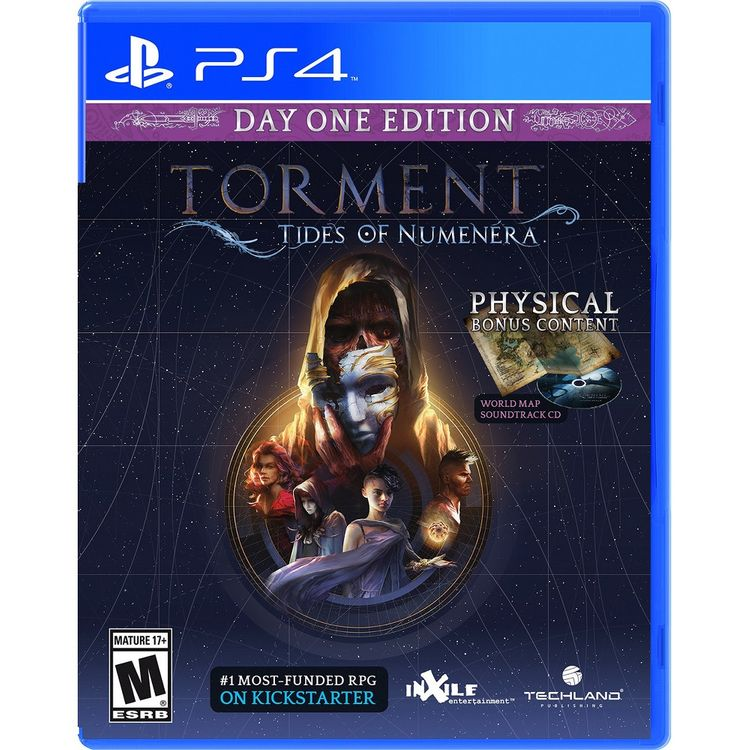 Ui Entertainment Torment: Tides Of Numenera Playstation 4 [PS4]