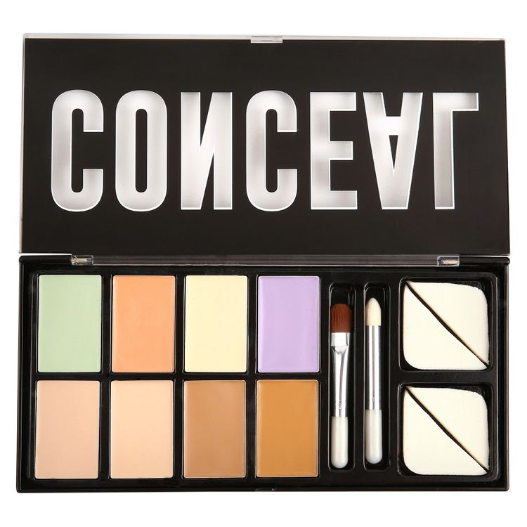 Profusion Cosmetics Absolute Conceal Palette Multi-Colored