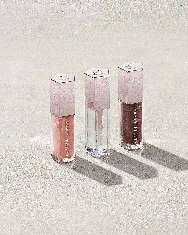 Fenty Beauty Gloss Goalz 2 Universal Lip Luminizer 3-Pc Set