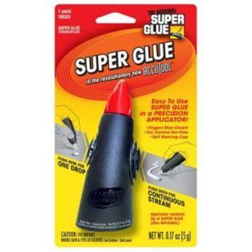 Super Glue 0.17 oz. Glue Accutool Precision Applicator (12-Pack)