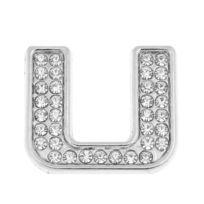 Diamant De Strass Diamant Lettre Alphabet 3d Autocollant Autocollant Autocollant Autocollant Autocollant