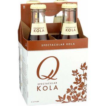 Q Tonic Kola 4 Pack, 26.8 fl oz