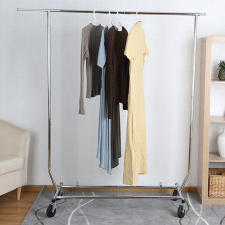 Better Homes & Gardens Deluxe Collapsible Garment Rack