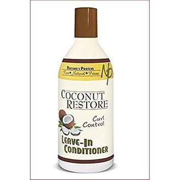 Nature's Protein Coconut Restore Curl Control Leave-In-conditioner 2.5 fl oz