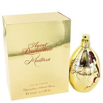 Agent Provocateur Maitresse by Agent Provocateur Eau De Parfum Spray 3.4 oz for Women - 100% Authentic
