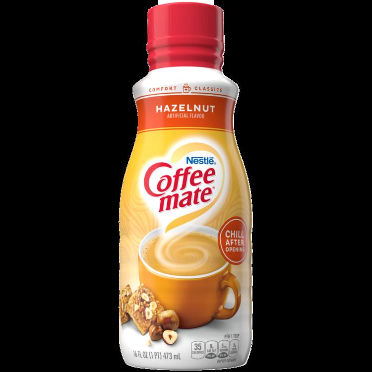 Coffee-mate Hazelnut Liquid Coffee Creamer
