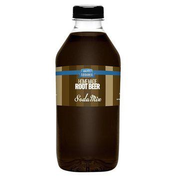 Ralph's Home Made Root Beer Sodamix   32oz (Quart) Bottle