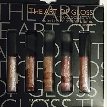 The Art Of Gloss Lipgloss Collection by Style Essentials 1.26 Fl Oz