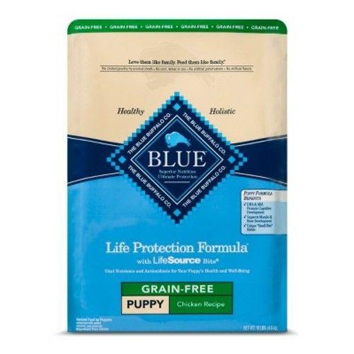 Blue Buffalo Puppy Grain Free Chicken - Dry Dog Food