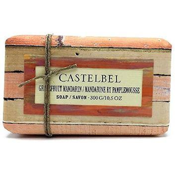 Castelbel Grapefruit Mandarin Soap - 10.5 oz