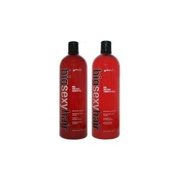 Sexy Hair Big Volume Shampoo and Conditioner Duo Set 33.8oz