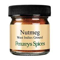 Nutmeg Ground Grenada By Penzeys Spices 3.6 oz 3/4 cup bag