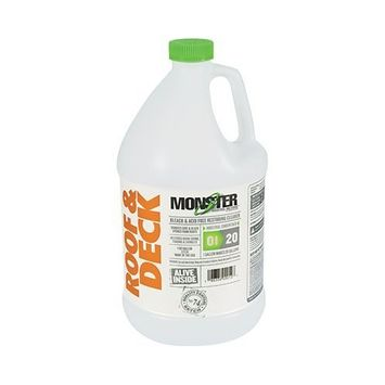 Pressure Washer Roof & Deck Wash - 1 Gallon, Model# MRD1