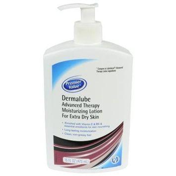 Premier Value PV Dermalube Advanced Therapy lotion - 16oz