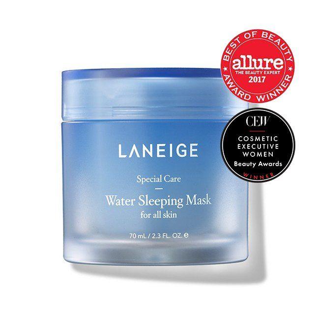 Water Sleeping Mask