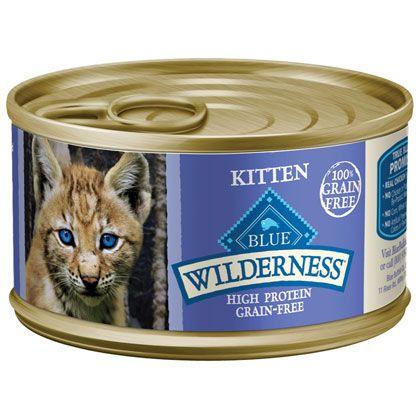 Blue Wilderness™ Wet Kitten Food - Chicken