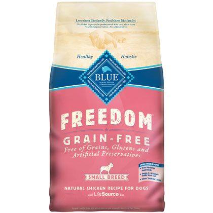 Blue Buffalo Freedom Small Breed Dry Dog Food