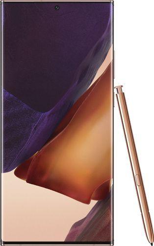 Samsung - Galaxy Note20 Ultra 5G 128GB - Mystic Bronze (AT&T)
