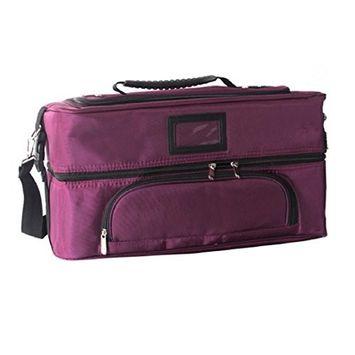 Lookatool Large Multi-function Portable Professional Makeup Beauty Case