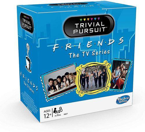 Hasbro - TRIVIAL PURSUIT FRIENDS EDITION