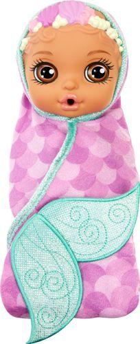 BABY born Mermaid Surprise - Purple Swaddle